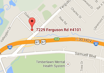 Ferguson Road Initiative Headquarters